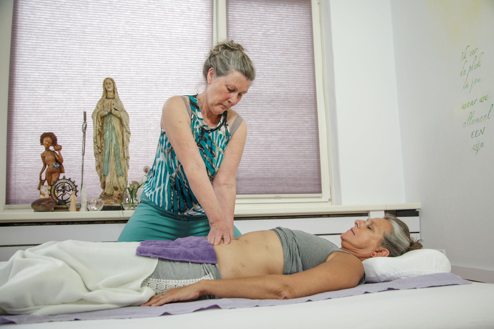 CNT buikmassage - Doetinchem, Terborg, Zutphen