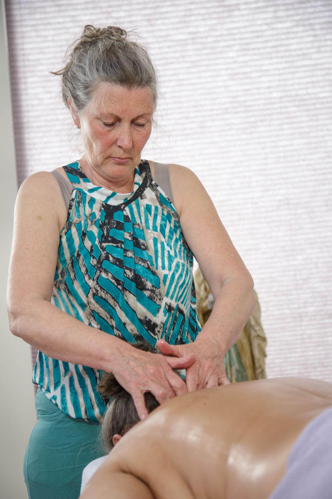 Haptische massage in de overgang - overgangsconsulente Silvia Arentsen