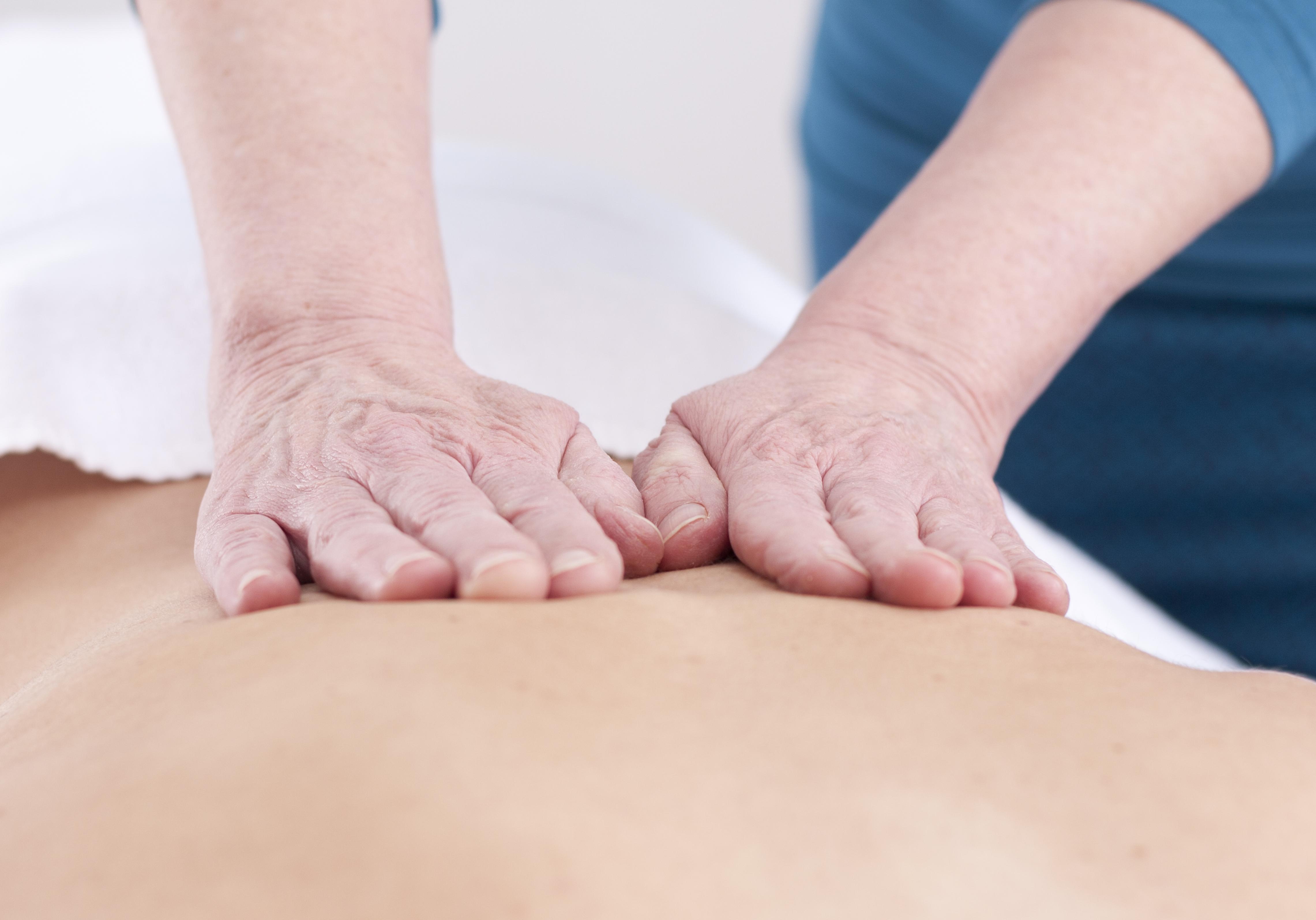 Hoe weet ik of ik in de overgang zit? Massage in de overgang.
